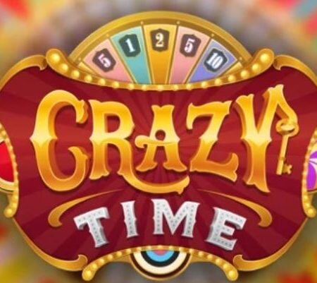 Crazy Time by Evolution Gaming