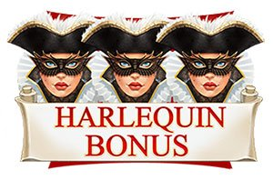 Harlequin Carnival Slot — Free Slot Machine Game by Nolimit City