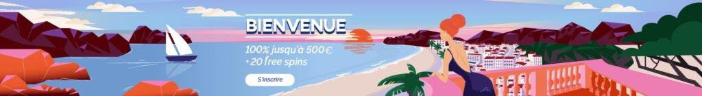 Azur Casino Welcome Bonus