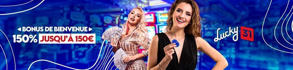 Lucky31 casino avis