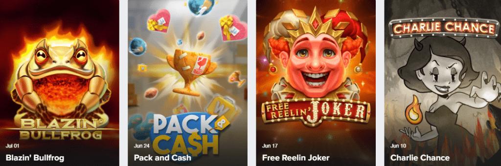 PlayNGo Casino games